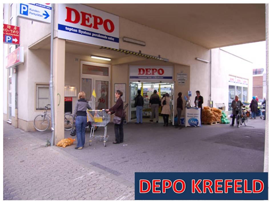Depo Food Und Non Food Handels Gmbh Märkte